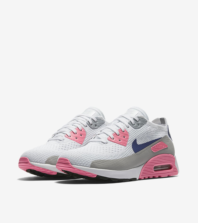 wmns-nike-air-max-90-ultra-2-flyknit-laser-pink-concord-2