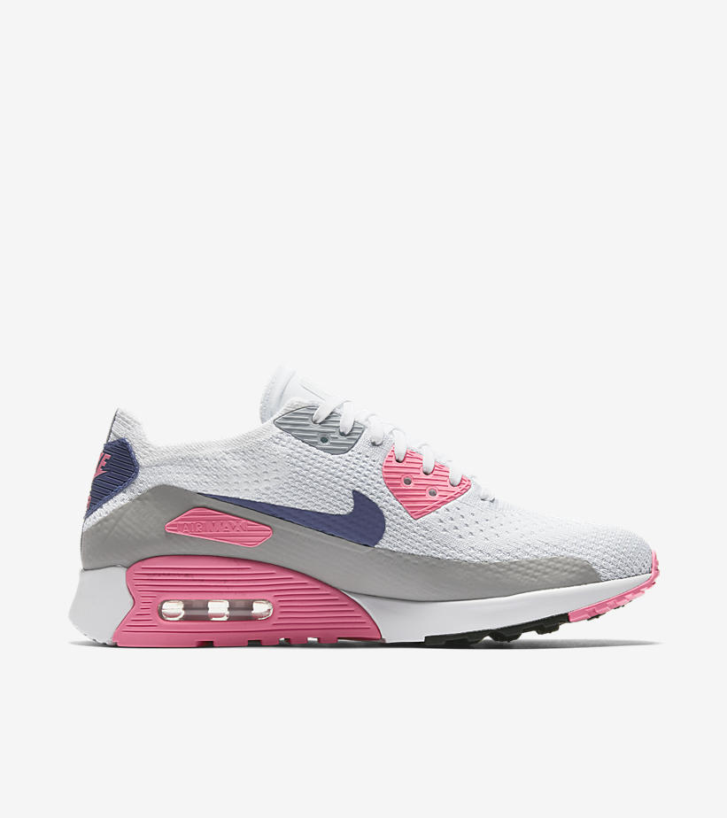 wmns-nike-air-max-90-ultra-2-flyknit-laser-pink-concord-4