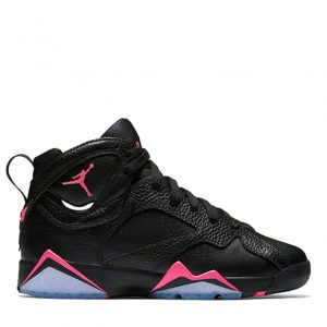air-jordan-7-vii-gs-black-hyper-pink