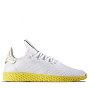 adidas-x-pharrell-tennis-hu-white-yellow