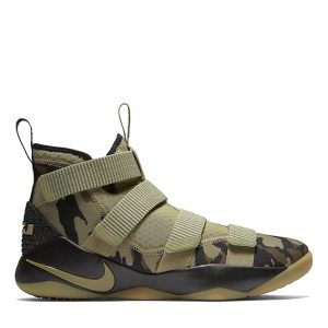 nike-lebron-soldier-11-olive-camo