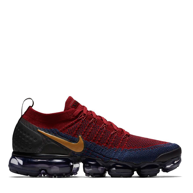 Nike VaporMax 2 Team Red & Obsidian 942842-604