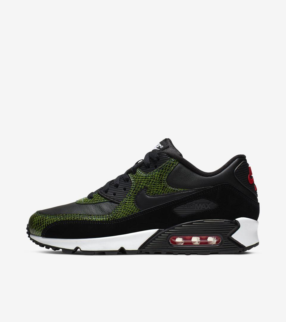 01-nike-air-max-90-green-python-cd0916-001